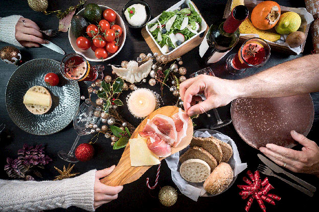 Holiday Eating Survival Guide
