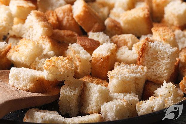 Gluten-Free Food: Gluten-Free Bread Cubes, Croutons & Breadcrumbs