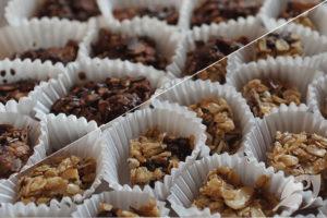 Gluten-Free Food: Granola Bites