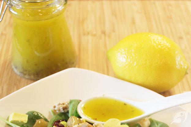 Lemon Poppyseed Dressing