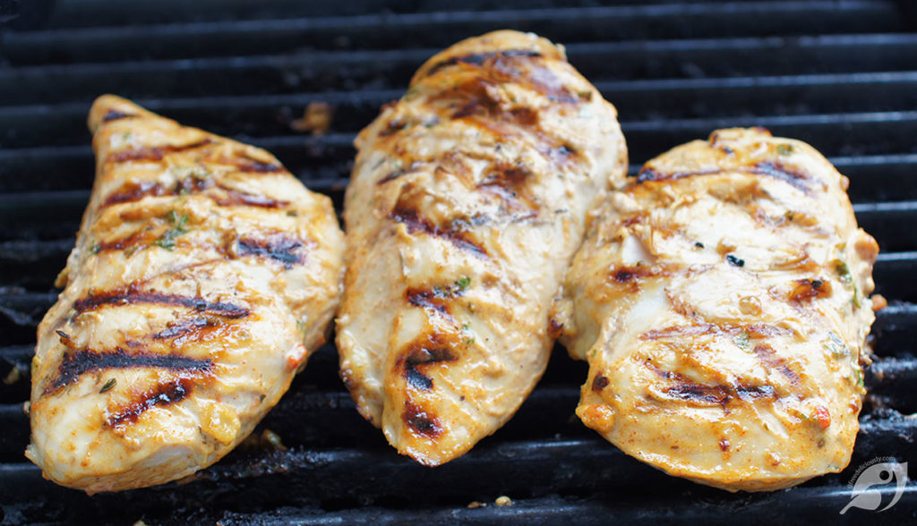 Ay! Caramba! Tequila Lime Chicken