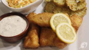 Crispy Gluten-Free Beer Batter Fish