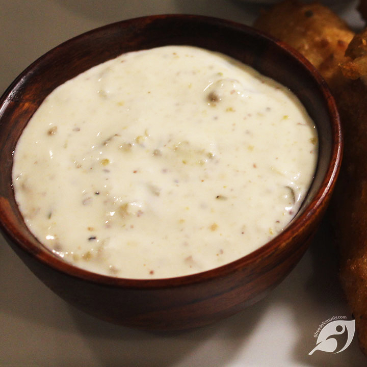 Gluten-Free Better-for-You Tartar Sauce