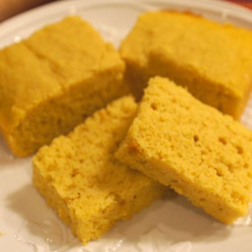 Butternut Squash & Quinoa Cornbread