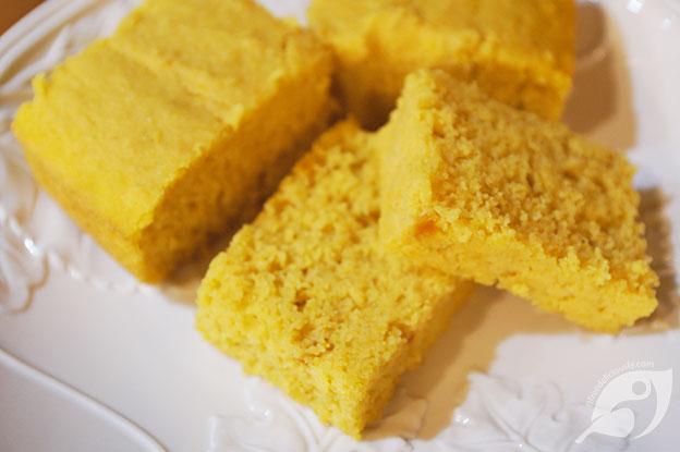 Gluten-Free Food: Butternut Squash & Quinoa Cornbread