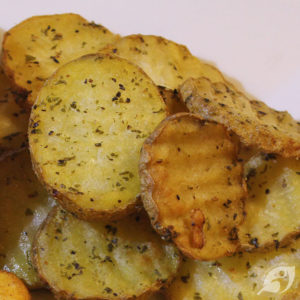 Crispy Double-Fried Homemade Potato Chips