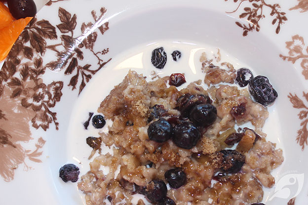 Gluten-Free Food: Favorite Country Baked Oatmeal