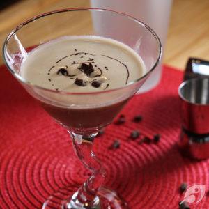 Chocolate Balsamic Martini