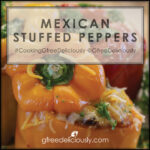 720x720 pixel Social Share pic of Mexican Stuffed Peppers