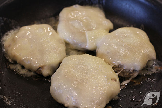 Cooked Turkey Sliders with Melty Swiss Cheese
