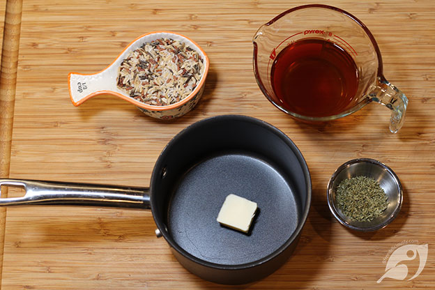 Roasted Veggie & Wild Rice Buddha Bowls step2