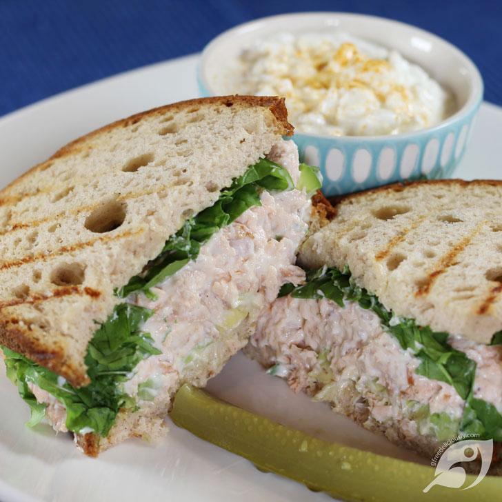 Ham Salad Sandwich Spread Social Share image 728x728px